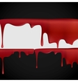 Dripping Blood vector image