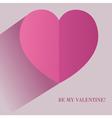hearts texture3 vector image vector image