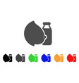 mother milk icon vector image
