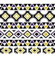 hawaiian tribal seamless pattern design vector image vector image