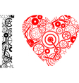 mechanic love vector image