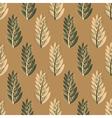 forest garden vector image vector image