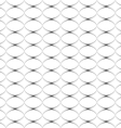 Geometric delicate simple seamless pattern with vector image