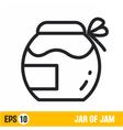 line icon jam vector image