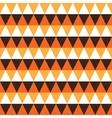 Autumn seamless pattern Endless texture vector image