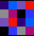 lumberjack seamless pattern vector image