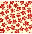 seamless creeper pattern vector image vector image