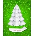Christmas tree EPS10 vector image