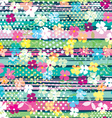Dotty seamless ditsy vector image