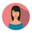 User sign icon Person symbol Human avatar vector image