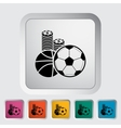 Sport games vector image
