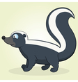 Skunk vector image