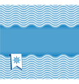 marine background with ropes vector image vector image