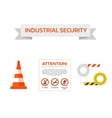 safety first road sign Under Construction vector image