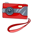 cartoons digital camera vector image