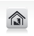 house paint icon vector image