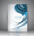 business brochure design 0407 vector image