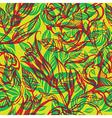 flower rose seamless 004 vector image