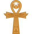 Ankh vector image