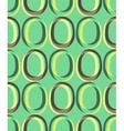 Trendy retro seamless pattern vector image vector image