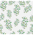 Stylish beautiful bright floral seamless pattern vector image