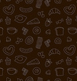 Coffee time design vector image