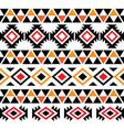 Hawaiian tribal seamless pattern design vector image