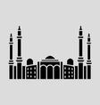 Sanaa The Capital Of Yemen vector image