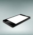 Black smartphone Stock vector image