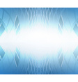 Abstract blue vector image