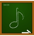 music icon Eps10 vector image