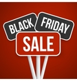 Black Friday Sale Sign November Sale Black vector image