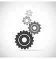 GearsSegmented vector image