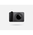 Photo Camera Icon Great for web applications vector image