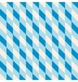 Diagonal Blue Romb Background vector image