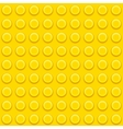 Lego blocks pattern vector image
