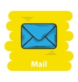 Email icon sign vector image