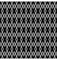 seamless diamond texture vector image vector image