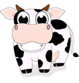 Little Cow vector image