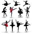 balet1 vector image