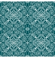 Seamless pattern tiffany Vector Image