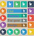 healthy food concept icon sign Set of twenty vector image