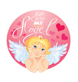 you are my angel 380 vector image vector image