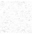 tiny stone grunge detail in black over white vector image