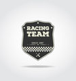 Racing club vector image
