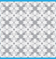 seamless abstract vintage light pattern vector image