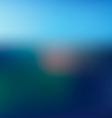 Blue Blur vector image