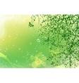 Green Card vector image vector image