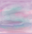 pastel pink watercolor background vector image vector image