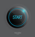 start button vector image vector image